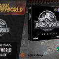 Jurassic Newsworld: Termékbemutató - Jurassic World - A társasjáték