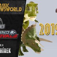 Jurassic Newsworld: Év eleji termékhírek