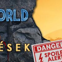 Jurassic Newsworld - Panini- és Mattel-hírek