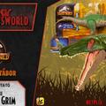 Jurassic Newsworld: Termékbemutató - Baryonyx Grim