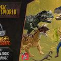 Jurassic Newsworld: Hírcsemege #16 - Tovább folytatódik a figura dömping