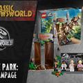 Jurassic World: Lego Jurassic Park: T. rex Rampage