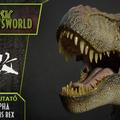 """Jurassic Newsworld: Termékbemutató - Nanmu """"Alpha"""" Tyrannosaurus rex"""
