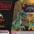 Jurassic Newsworld: Camp Cretaceous szett és új Amber Delta