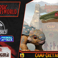 Jurassic Newsworld: NYTF 2020 - Camp Cretaceos: A sorozat figurái