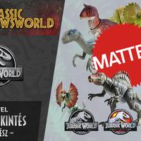 Jurassic Newsworld: Mattel - Visszatekintés - Első rész