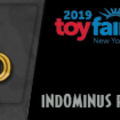 Jurassic Newsworld: NY Toy Fair '19 #1 - Az Indominus Rex!