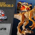 Jurassic Newsworld: Termékbemutató - Legacy Velociraptor