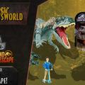 Jurassic Newsworld: Hírcsemege #12 - Közeleg a Dino Escape!