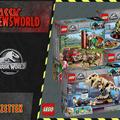 Jurassic Newsworld: Lego Jurassic World - A 2021-es szettek