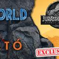 Jurassic Newsworld: Termékbemutató - Legacy Spinosaurus