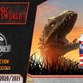 Jurassic Newsworld: Játékfigura hírek 2020/2021