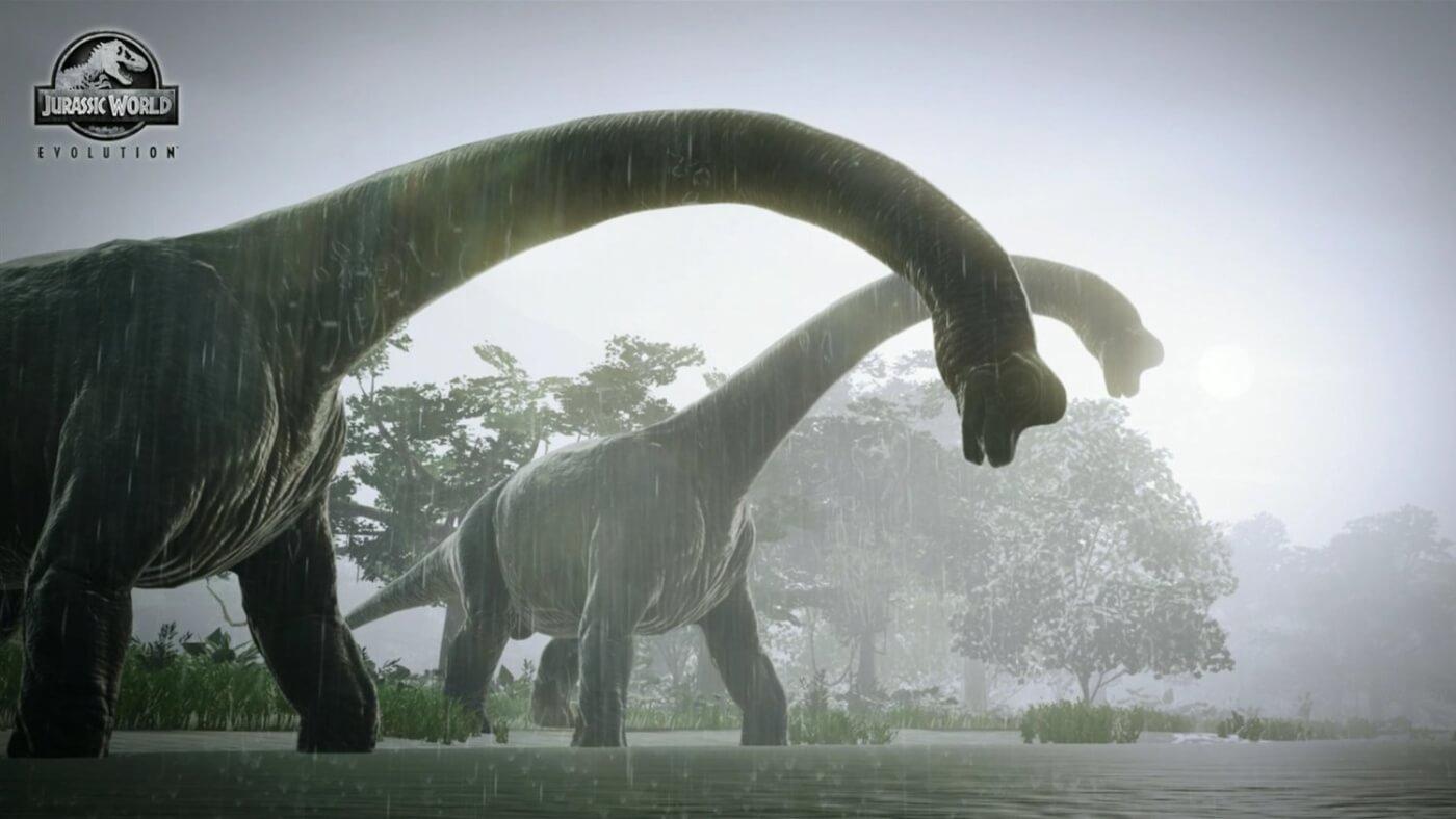 A jó öreg Brachiosaurusok