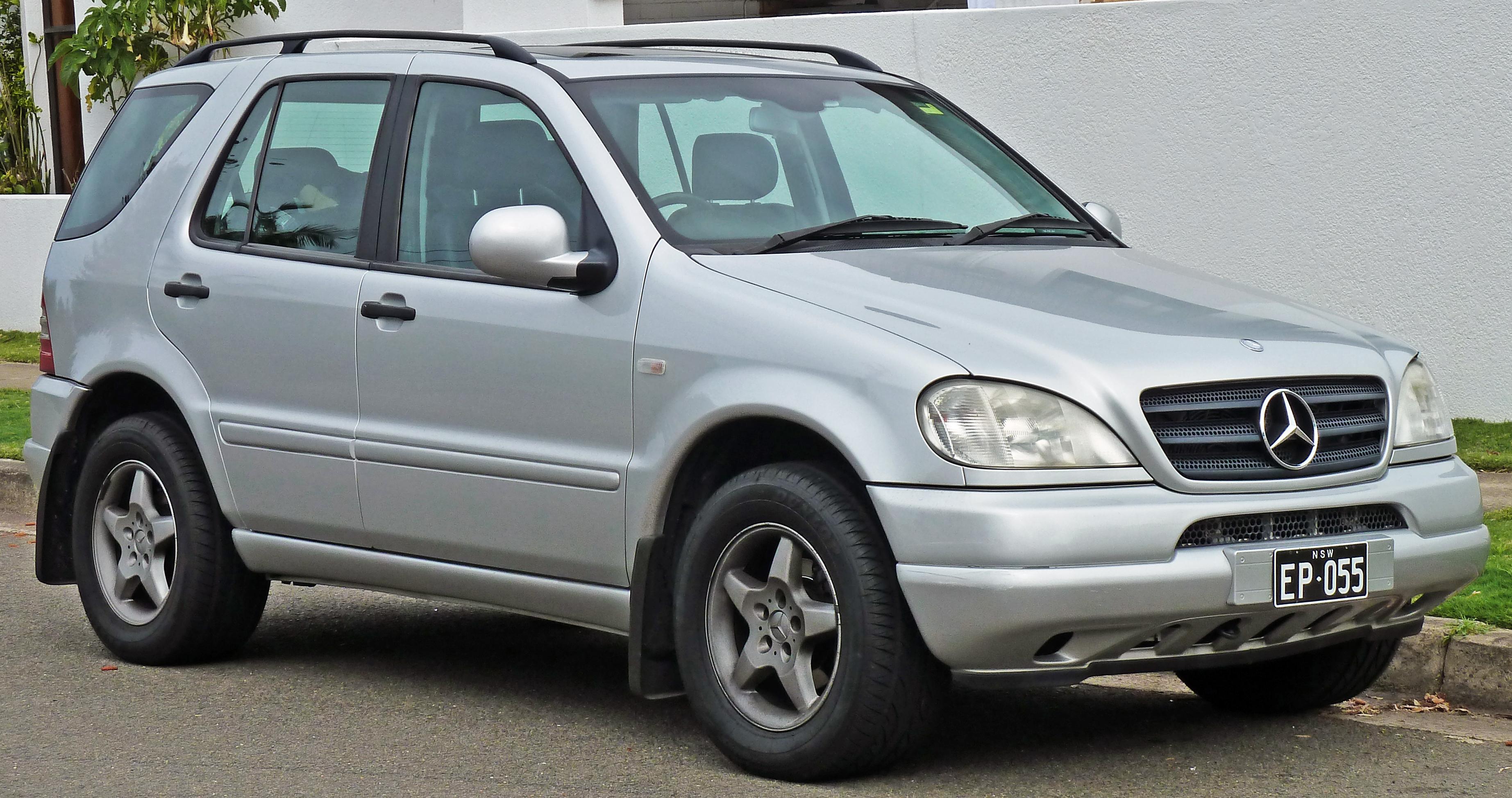 A ML 320-as nagy sikert aratott, a Világ Legjobb autójának is megválasztották.