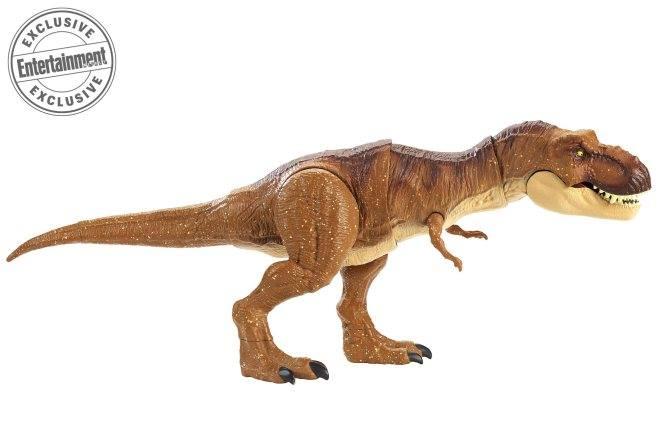 Úgy fest, ő lesz az a T. rex figura, amit minden gyűjtőnek a polcon kell tudnia: vélhetően ő az a hatalmas figura, amelyről korábban egy belső fotó kiszivárgott, és az alapján, hatalmas figurára számíthatunk. Amiről viszont nem gondoltam volna, hogy...