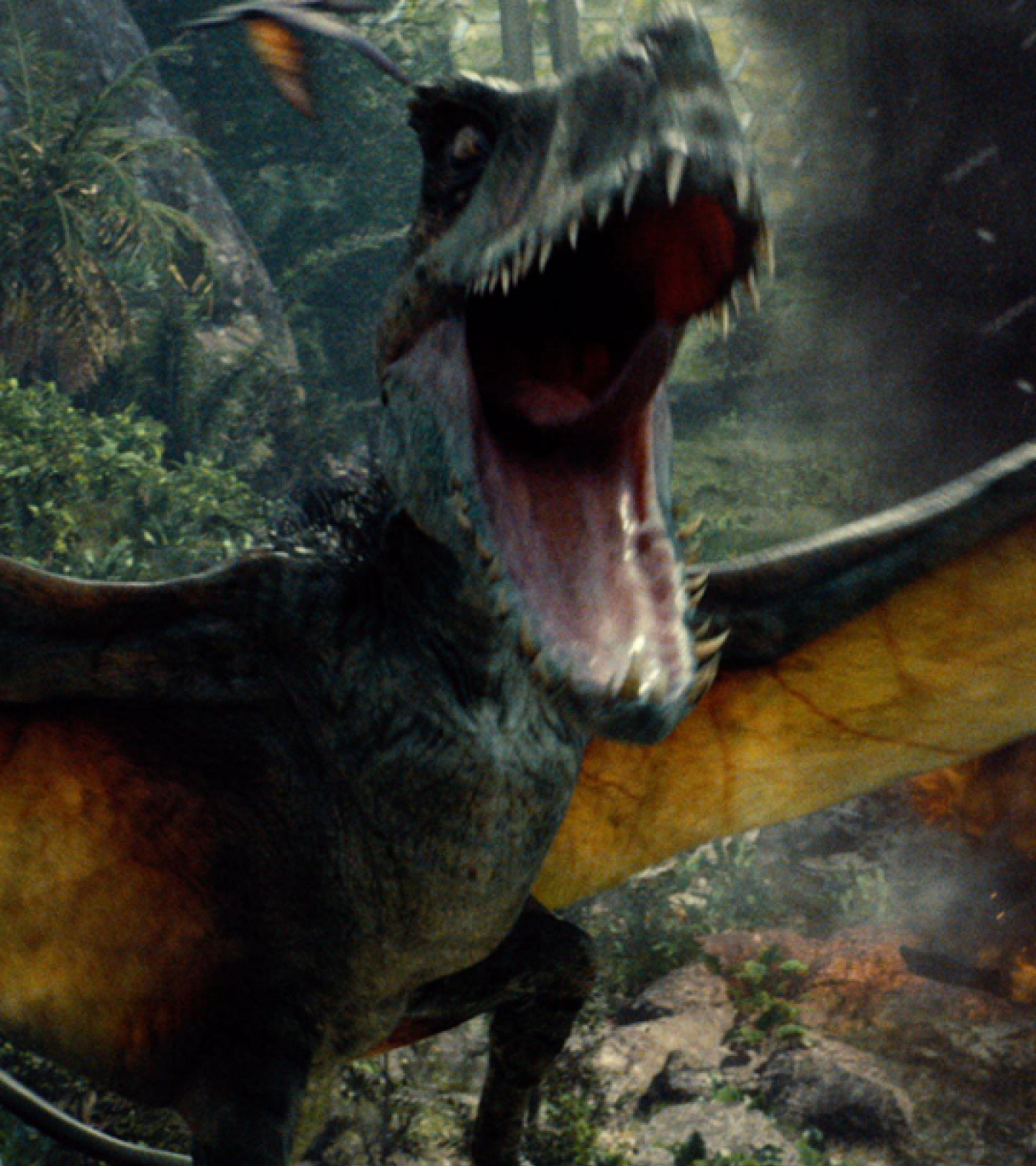 Egy új faj, a Dimorphodon
