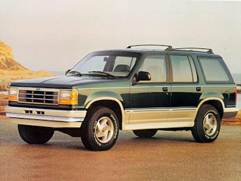 A Ford Explorer 1992-es modellje nagy sikert aratott az Egyesült Államok autópiacán.