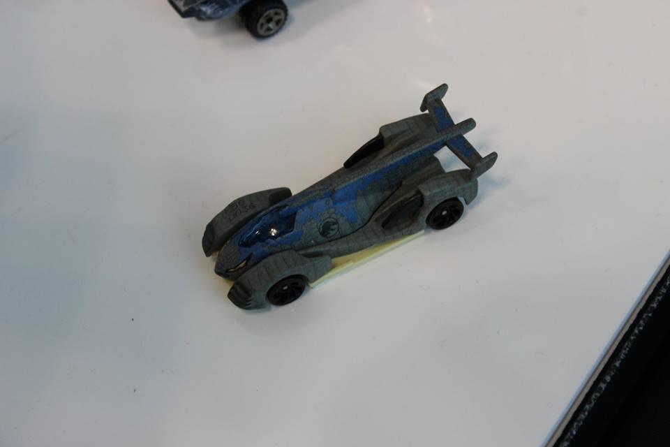 A Velociraptor, azaz Blue járműve