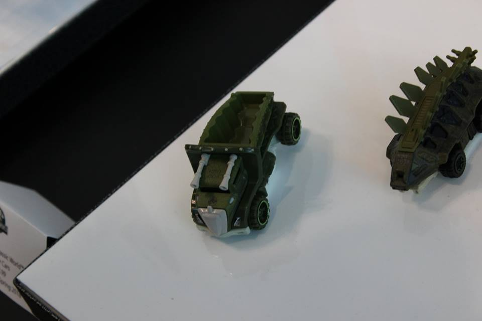 Triceratops és Stegosaurus