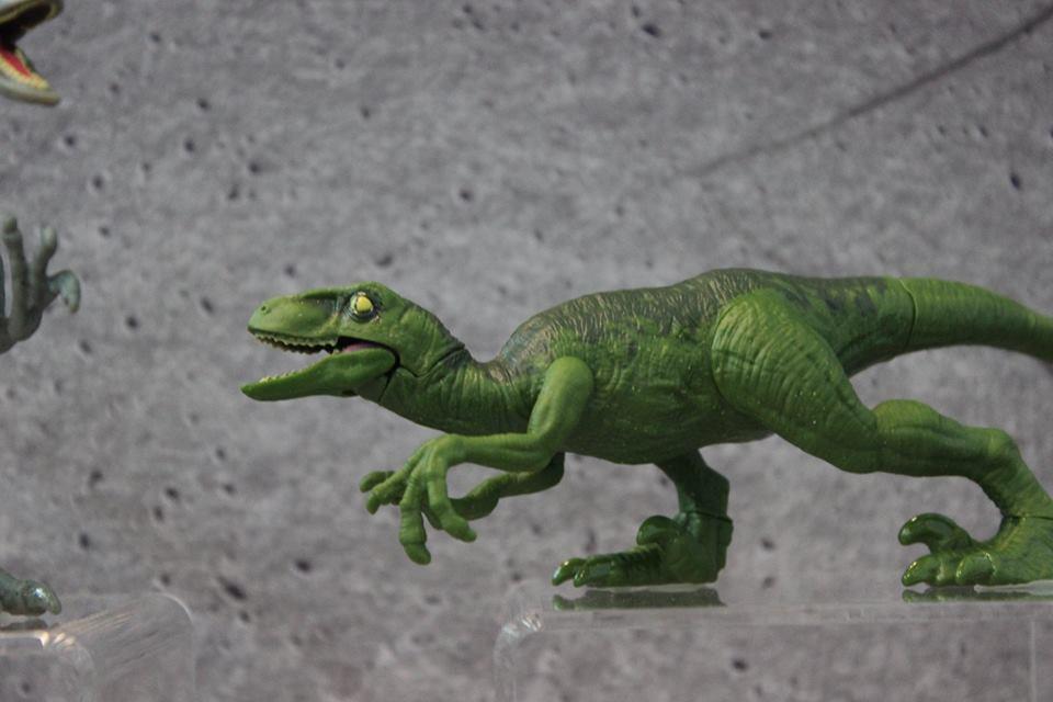 Green Velociraptor
