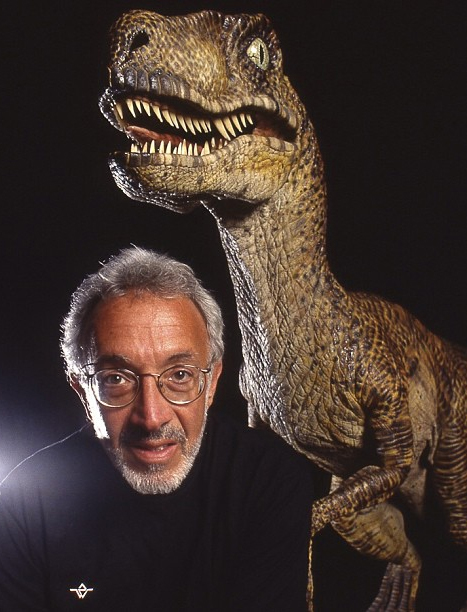 Stan Winston kedvencei egyértelműen a fürge Velociraptorok voltak.