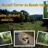 Felhívás: XXII. Russell Terrier és Beagle túra