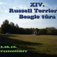 Felhívás: XIV. Russell Terrier és Beagle túra