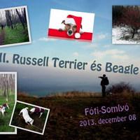 Felhívás: XXIII. Russell Terrier és Beagle túra