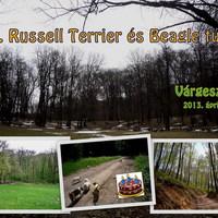 Felhívás: XIX. Russell Terrier és Beagle túra