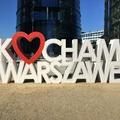 Hello, Varsó!