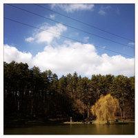 Tamási, Miklósvári tó