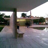 Mies van der Rohe pavilon, Barcelona