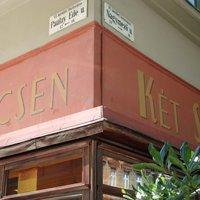 két szerecsen étterem, budapest