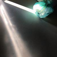 Winter morning lights