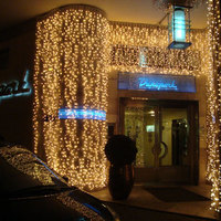 Karácsonyi fények: Dunapark