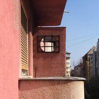 #bauhaus #balcony