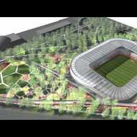 Hétfő: művtöri - stadionépítészet