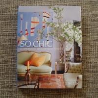 Új könyvek: So Chic