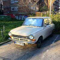 Novi Sad is heaven id you like vintage cars! #vintagecars #novisad