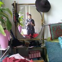 ez én vagyok, kaotikus otthonunkban