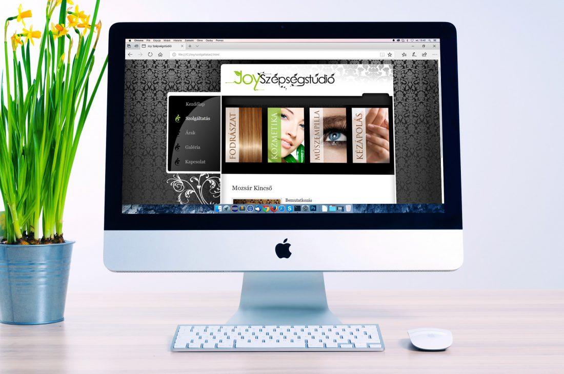 Kreatív tippek weboldal átalakítására 1.