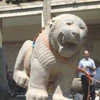 Bömbölő oroszlán a török-szír határon