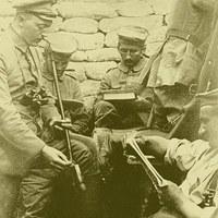 Első világháborús Pompeji