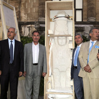 A Hattusa Szfinx is hazatért