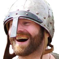 A viking halálos vigyora