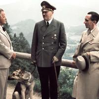 Megtalálták Hitler lépegető lovait
