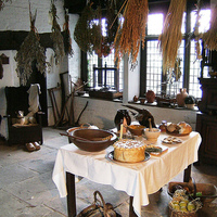 Libatop kankalinnal – Tudorok konyhája 2.