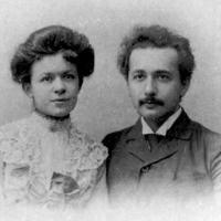 Einstein soha nem látta kislányát