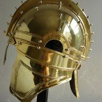 Legtöbb lájk: római aranysisak