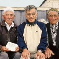 EMLÉKEZÉS Ajbolat Kuskumbajev Magyarok keleten és nyugaton – című tanulmányának 2012. évi könyvbemutatójára